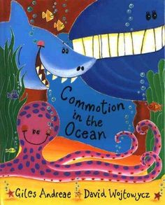 Collects poems describing the many creatures living beneath the sea, including the crab, dolphin, and angel fish. Color: Ocean.