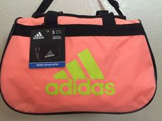 4c980a97acd9 adidas Diablo II Gear up S Gym Travel Sports Duffle Bag for sale online