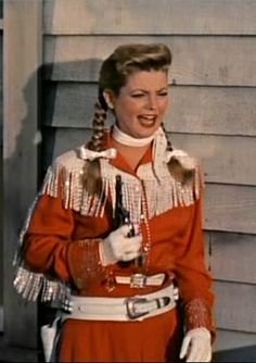 Image result for gail davis as annie oakley
