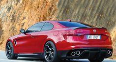 Passione Auto Italiane: Alfa Romeo Giulia Coupé
