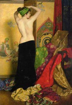 John Collier Pomps and Vanities 1917
