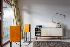 Anton Rodriguez's apartment in the Barbican Estate in London