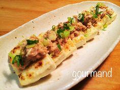 プーティ's dish photo koji toyodaさんの【元祖】豆腐ステーキのツナマヨ柚子胡椒のっせ!