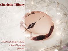 Charlotte Tilbury Airbrush Flawless Skin Finish Skin Perfecting Micro Powder Review