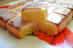 Brownie citron, une autre recette pour le moule tablette Demarle