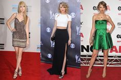 Taylor Swift's Top 10 Red Carpet Looks of All Time