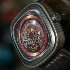 The watchmaker's watch.