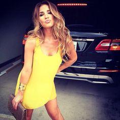 The gorgeous Jessica James Decker
