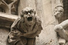 Gargoyle Garden Statues: What Are Gargoyles?