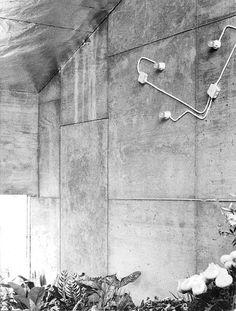Flower Kiosk, Sigurd Lewerentz, 1969