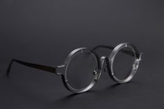 """moodboardmix:  """" Archytas Steel Screw Glasses. Design by Jacqueline Lung.  Made out of Steel and Flathead Screws.  """""""
