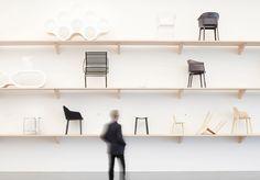 ronan + erwan bouroullec : bivouac exhibition at center pompidou-metz