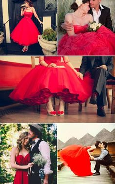 hot-red-wedding-dresses-18.jpg (676×1079)