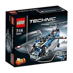 LEGO Technic 42020 Twinrotor Helicopter -- Visit the image link more details.
