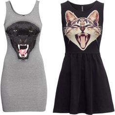 """""""hym animales"""" by naiaraparraferre on Polyvore"""
