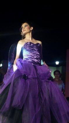 Bridal Grown dark inspired Fashion Stylist Federica Demontis aka Missfroggy Styling Dress