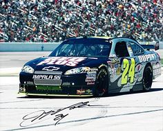 awesome AUTOGRAPHED 2010 Jeff Gordon #24 National Guard Racing TEXAS WINNER (Hendrick Motorsports) Signed Picture 8X10 NASCAR Glossy Photo with COA