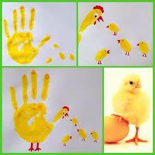 Bildergebnis für osterbasteln für kleinkinder