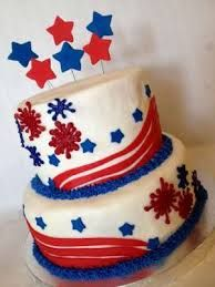 4th of july cakes - Google Search