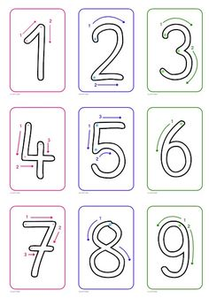 Cost-Free preschool curriculum numbers Ideas Out of discovering just what exactly sounds correspondence help to make to help keeping track of for you to prescho Preschool Curriculum Free, Printable Preschool Worksheets, Preschool Writing, Numbers Preschool, Kindergarten Math Worksheets, Preschool Learning Activities, Learning Numbers, Free Preschool, Visual Motor Activities