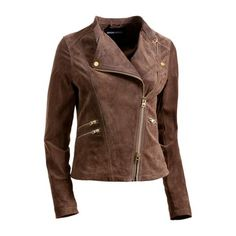 I've always anted a nice leather jacket!!