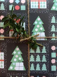 print & pattern #christmas pattern