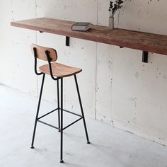Cool Chairs, Bar Stools, New Homes, Restaurant, Cool Stuff, House, Furniture, Home Decor, Ideas