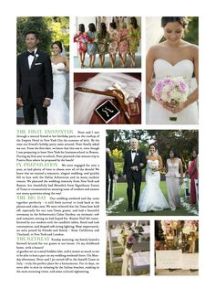 Southern Weddings Magazine - Tess & Peter pg. 2 I Branching Out Floral & Event Design -Dallas branchingoutevents.com