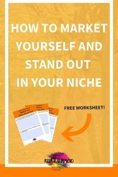 Are you a new or aspiring online entrepreneur wondering how you can market yourself and stand out in your niche? If that sounds like you, click to read more or save for later!
