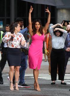 Priyanka Chopra has emerged as one of the most powerful woman celebrity of the era. Kareena Kapoor Saree, Sonakshi Sinha, Priyanka Chopra, Bollywood Actress Hot, Tamil Actress, Bollywood Fashion, Most Beautiful Indian Actress, Beautiful Actresses, Nathalie Emmanuel