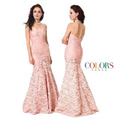 Show Stopper! COLORS DRESS Style 1118 #prom #fashion #couture #beauty #style #formal #evening #ball