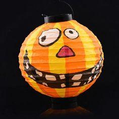 Halloween Creative Decorative Luminous Portative Lantern STYLE 2-$2.03