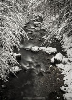 A River Runs Through It [1] by Benoît Exbrayat on 500px