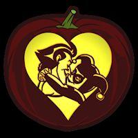 harley quinn and joker pumpkin stencil  7 Best Lantern images | Pumpkin carving, Halloween pumpkins ...
