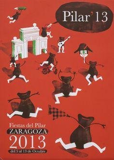 #FiestasdelPilar #ElPilar #Zaragoza