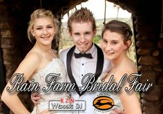 The Rain Farm Bridal Fair took place today, the October After lots of organizing from the staff at Rain Farm Game Lodge and some of KZN's Professional Wedding Service Providers - It turned out, yet again an outstanding success. Wedding Dj, Wedding Venues, Farm Games, Game Lodge, Rain, Bridal, Rain Fall, Bride, Bridal Gown