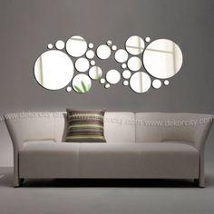 www.dekorcity.com, Dekoratif Aynalar, Dekor Ayna - 30 Parça 018