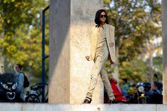 Paris Fashion Week Spring 2015 Attendees