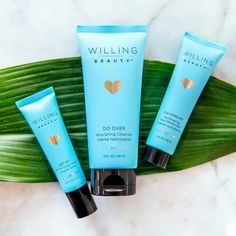 You have enough to worry about!  Let us take the guesswork out of your #skincareroutine. Our HY+5 Regimen makes it simple: 3 steps in the morning and 3 steps at night. That's the essence of #nobrainerbeauty. #willingbeauty #beautybeginswithheart #HY5challenge www.powerofaseed.com