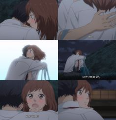 ao haru ride the best moment ! I Love Anime, All Anime, Manga Anime, Ao Haru Ride Anime, Fairy Tail, Futaba Y Kou, Tanaka Kou, Howl And Sophie, Blue Springs Ride