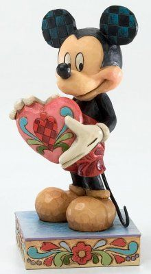 'A Gift of Love' - Mickey Mouse (Jim Shore) from Fantasies Come True