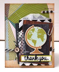 Gorgeous [as always] card by Jo Kill