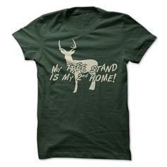 View images & photos of Tree Stand t-shirts & hoodies