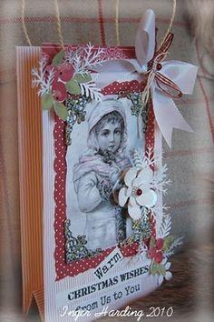 Inger Harding:Christmas GIFT BAGS