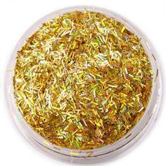 MoYou Glitters-Gold Stripes