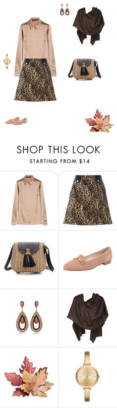 """""""Colors of fall"""" by lle00000 ❤ liked on Polyvore featuring Gucci, House of Holland, Patricia Green, Viktor & Rolf and Michael Kors"""
