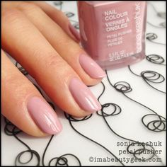 Sonia Kashuk Petal Pusher_Sonia Kashuk nail polish Spring 2014