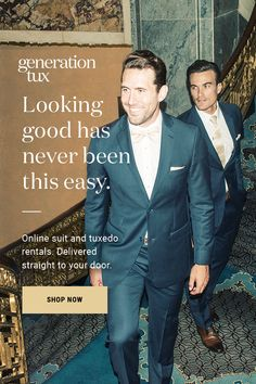 Free swatches & home try-ons, grooms rent free. Create your perfect look in minutes. Wedding Suits, Wedding Attire, Our Wedding, Dream Wedding, Wedding Ideas, Preppy Mens Fashion, Fashion Suits, Tux Rental, Groom And Groomsmen Attire