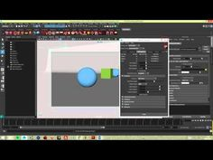 ZDepth en Maya con Renderman + Nuke - YouTube