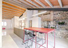 Interior design, open space